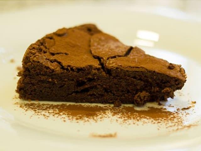Dieses Kuchen-Stück ist von Andrea Wyss aus Buchrain Luzern gebacken.