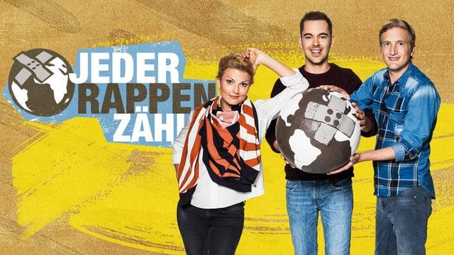 Video ««Jeder Rappen zählt» - Magazin vom 21.12.2016» abspielen