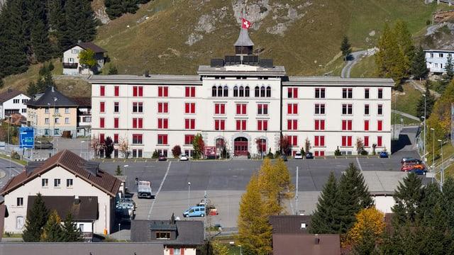 Kaserne Andermatt