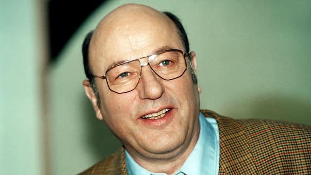 Eine Aufnahme von Manfred Krug als Kommissar Paul Stoever in «Tatort».