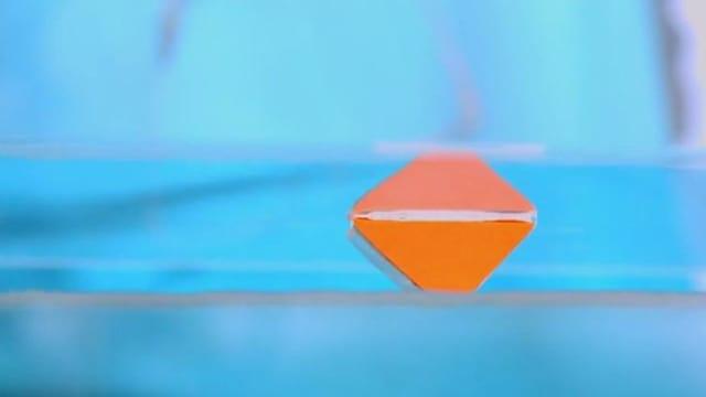 Video «Achtung! Experiment: Schallwellen zum Anfassen (50/52)» abspielen