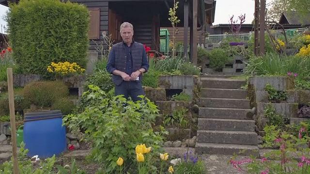 Video ««Kassensturz»-Spezial: Schweizer Gärten unter der Lupe» abspielen