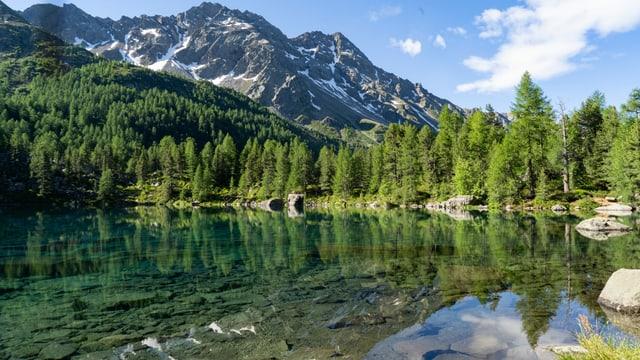 Lago Saoseo.