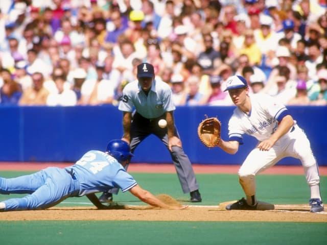 Am 2. April 1995 ging es in der MLB weiter.
