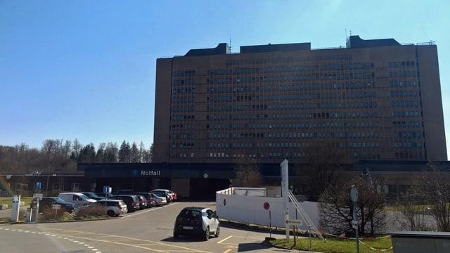Spitalgebäude