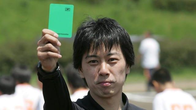 Die Greencard.