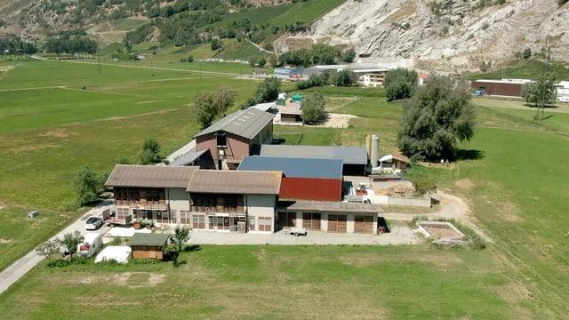 Bauernhof von Helmut Bitz