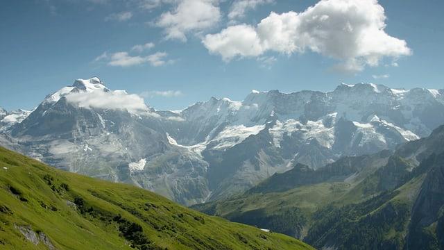 Video «Grand Tour der Schweiz: Von Zürich ins Berner Oberland 1/3» abspielen
