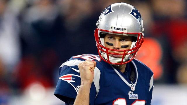 Tom Brady hat nun am meisten Playoff-Siege auf seinem Konto.