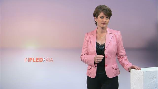 Laschar ir video «Pled sin via dals 03-06-2017 cun Cornelia Camichel Bromeis»
