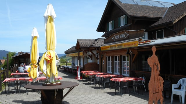 Video «Beaver Creek Ranch in Rothenthurm- Tag 4» abspielen