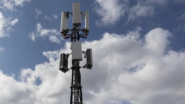 Antenna da 5G.