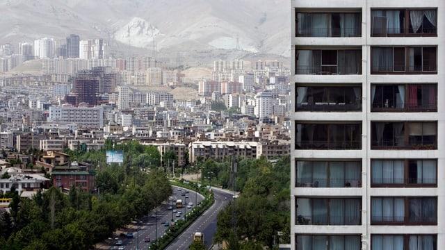 Teheran.