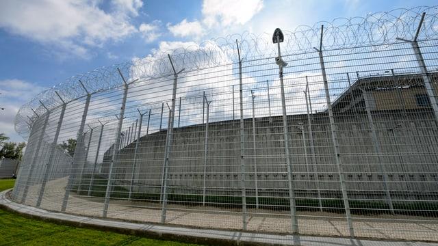 Gefängnis Champ-Dollon in Genf.
