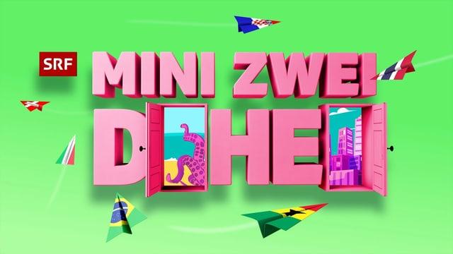 Mini zwei Dihei - Logo