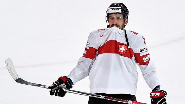 Vincent Praplan und die Schweiz trifft in Dänemark auf starke Gegner.