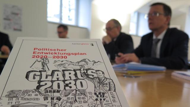 Entwicklungsplan 2020-2030 Kanton Glarus