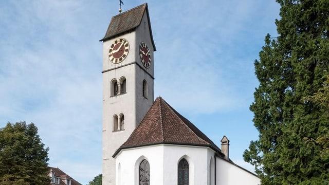Kirchenturm.