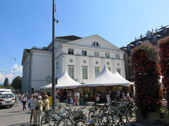 Für das 175-Jahr-Jubiläum stellt das Luzerner Theater ein grosses Fest auf die Beine.