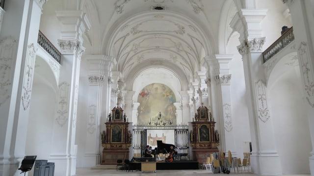 Abtei Bellelay von Innen