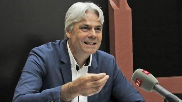 Lukas Ott gibt seinen Rücktritt als Stadtpräsident von Liestal bekannt.
