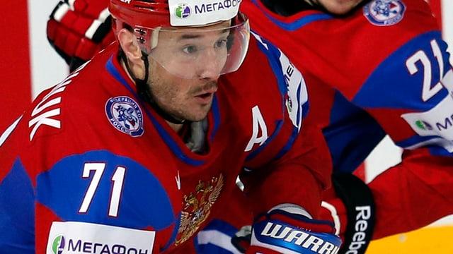 Der russische Superstar kehrt in seine Heimat zurück.