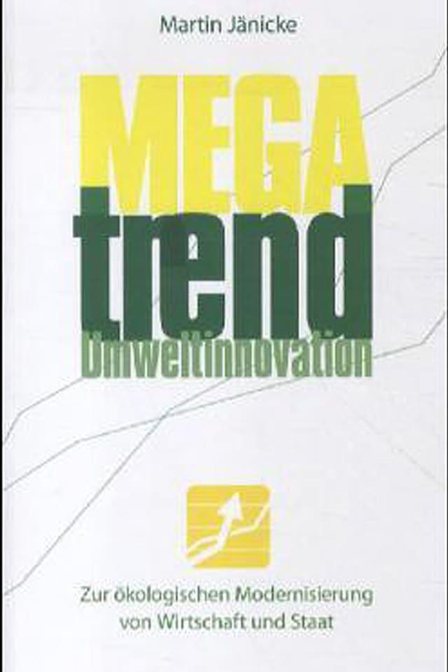 Buchcover von Megatrend