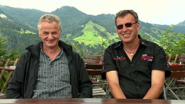 Video «Berner Oberland – Tag 3 – Restaurant Harder Kulm, Interlaken (WH)» abspielen