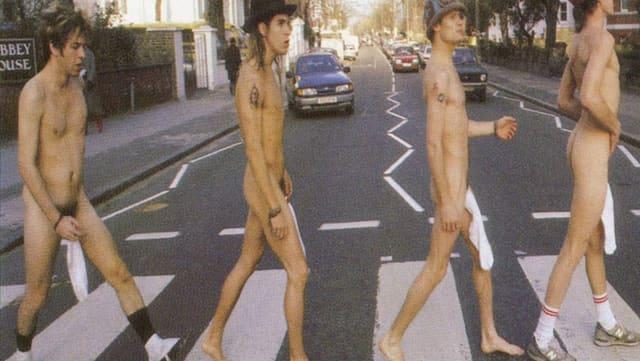 Die Red Hot Chili Peppers steckten das Hirn der 1980er gerne in eine Socke.