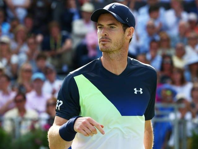 Schafft Andy Murray in Wimbledon den Sprung zurück an die Spitze?