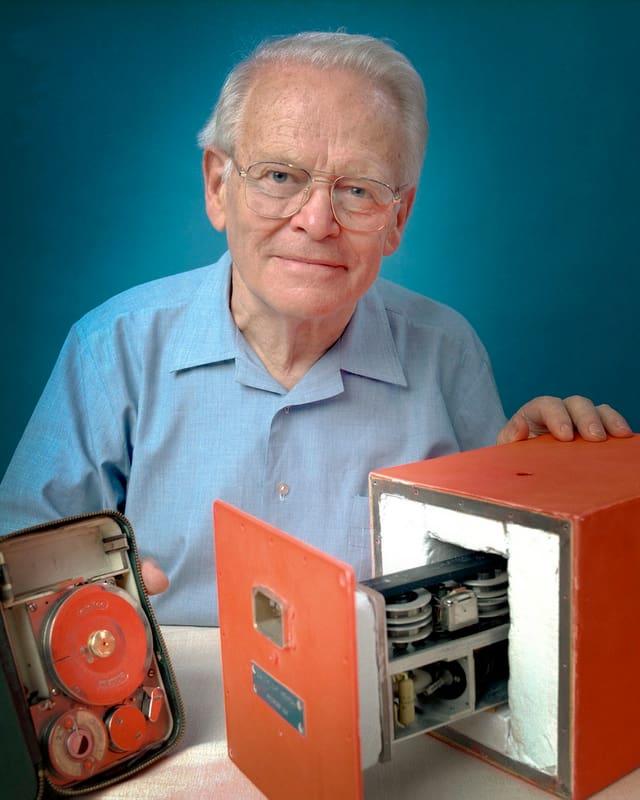 Dave Warren ha inventà la Black Box
