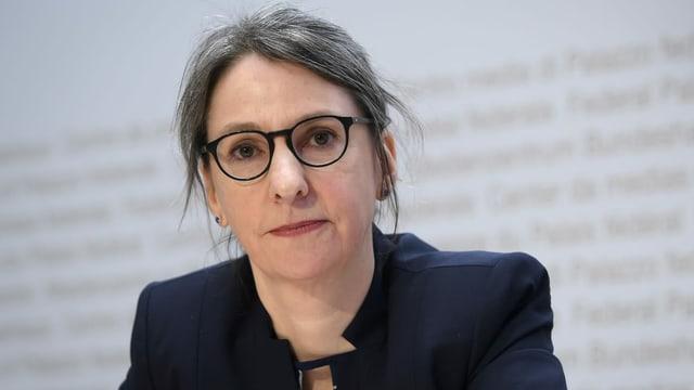 Portrait von Anne Lévy