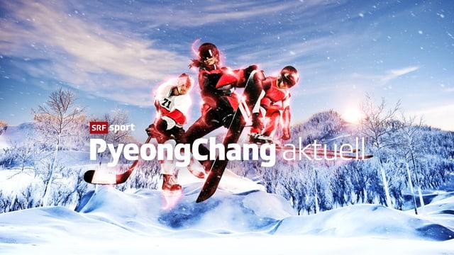 Video ««PyeongChang aktuell» vom 23.02.2018» abspielen