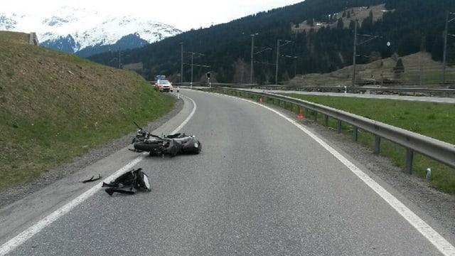 restanzas da l'accident da töf