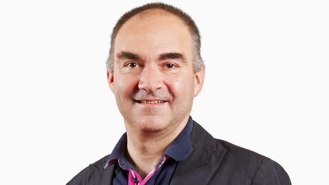 SRF-Korrespondent Massimo Agostinis