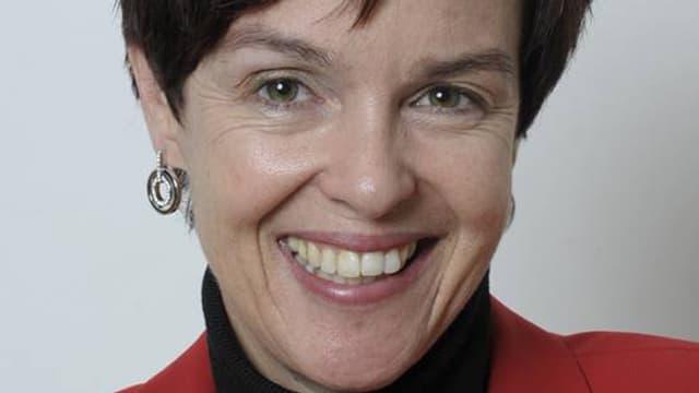 FDP-Landrätin Monica Gschwind.