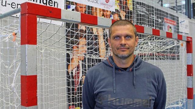 TV-Endingen-Trainer Peter Szilagyi