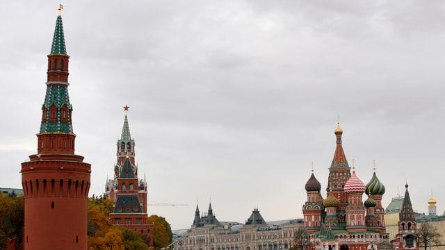 Kreml-Ansicht