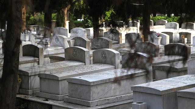 Friedhof in Thessaloniki