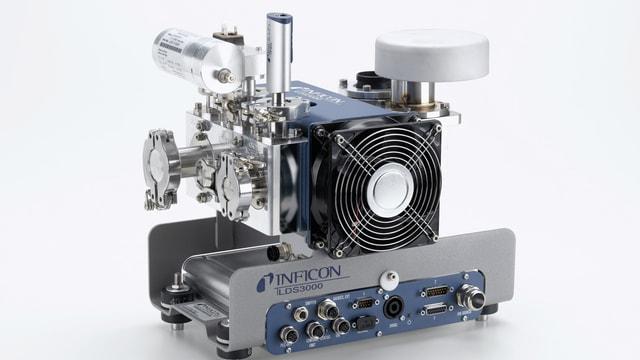 Produkt des Messtechnikunternehmens Inficon aus Bad Ragaz