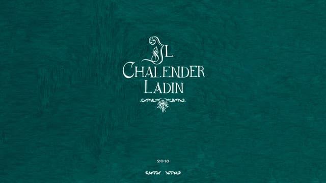 Chalender Ladin 2018