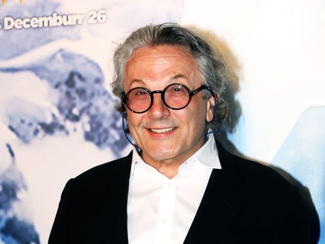 Porträt Georg Miller mit Brille.