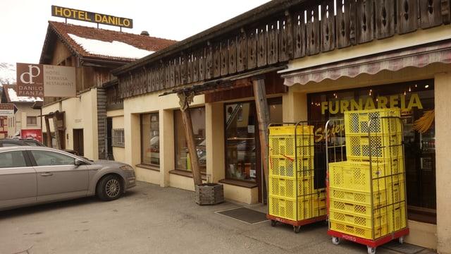La pasternaria Stgier a Savognin resta averta il fanadur/avust e tranter Nadal e Pasca.