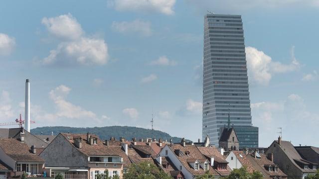 La tur da Roche a Basilea.