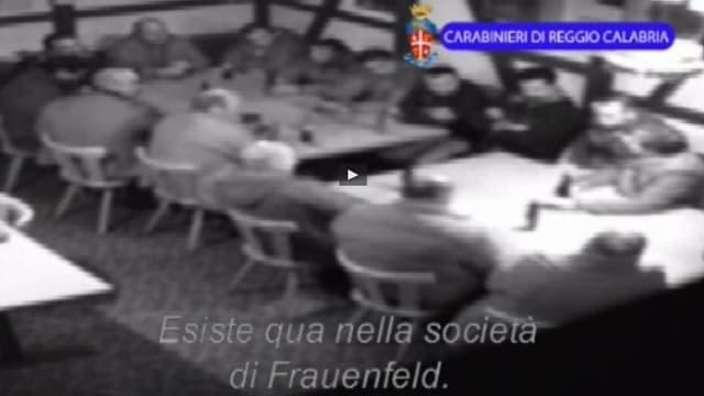 Mitglieder der 'Ndrangheta