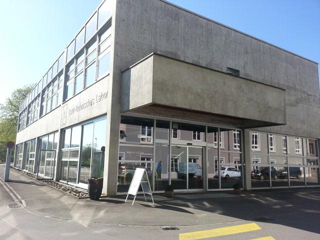 Gebäude des Lernwerks