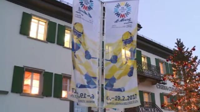 Cler votum per ina garanzia da deficit da 250'000 francs per capiunadi mundial da skis.