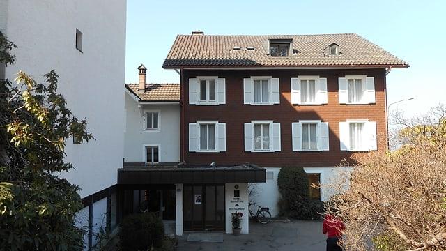 Video «Hotel Restaurant Guggital, Zug - Tag 1» abspielen