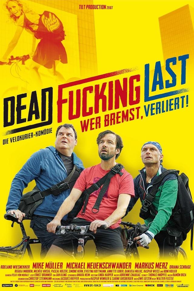 Das Filmplakat zum neuen Schweizer Film