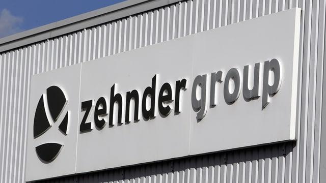 Gebäude mit Anschrift Zehnder Group.